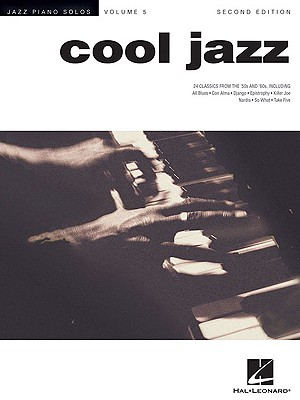 Cool Jazz By Hal Leonard Publishing Corporation (EDT)