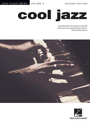 Cool Jazz By Hal Leonard Publishing Corporation (EDT)